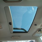 Webasto 790 Sunroof Open