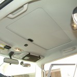 Webasto 790 Sunroof Closed