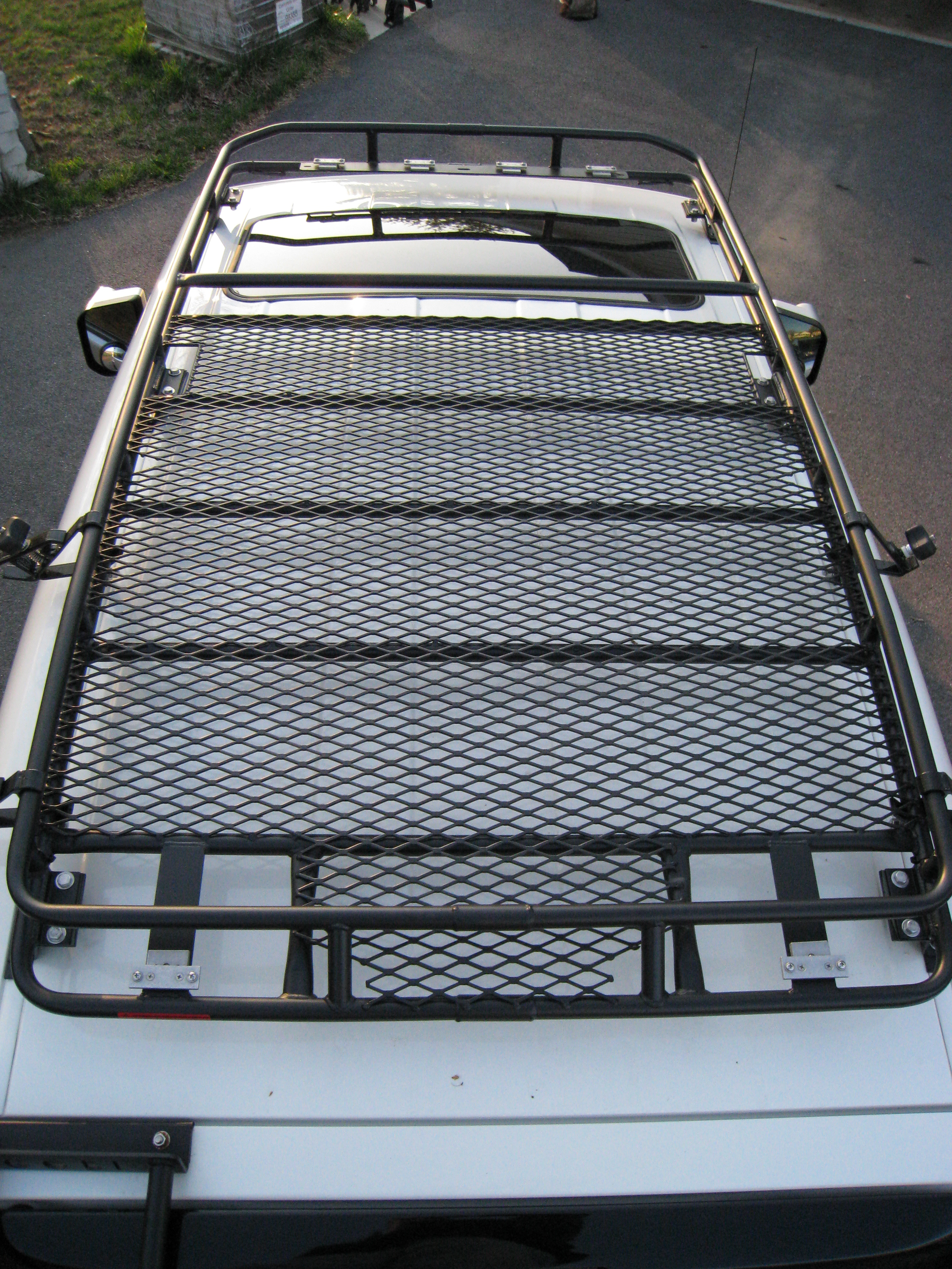 Cargo Capacity Gobi Racks To The Rescue Expeditionr