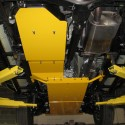 BudBuilt FJ Cruiser Skid Plates
