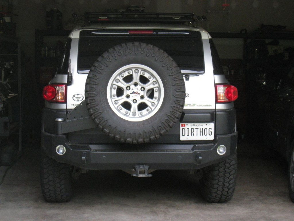 Expedition One Trail Series Rear Bumper Review  Expeditionr